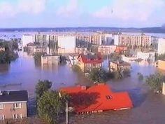 Znalezione obrazy dla zapytania powódź stulecia w racibórz