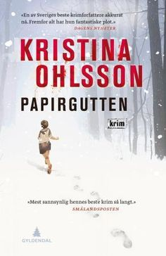 "Kristina Ohlsson - ""Papirgutten"" (audio edition, read by Nina Woxholtt) My Books, Folk, Memories, Reading, Movie Posters, Audio, Memoirs, Souvenirs, Popular"