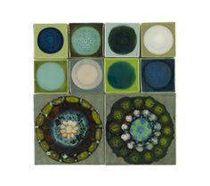 Image of Tile Set 12. £136