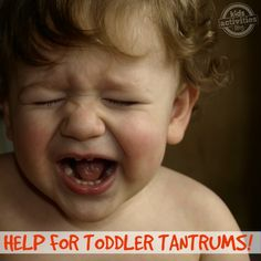 How To Minimize Toddler Tantrums {Advice from Real Moms)