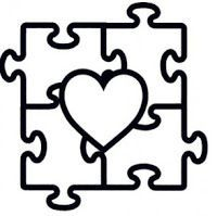 Today is Autism Awareness Day and these free svg files are for you! Get the free svg Puzzle Piece here . Grab that free . Autism Awareness Crafts, Autism Crafts, Autism Awareness Month, Puzzle Piece Crafts, Puzzle Pieces, Puzzle Art, Vinyl Crafts, Vinyl Projects, String Art