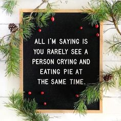 Letter board winter Christmas quotes