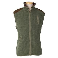 Do you have a high quality casual vest in your closet? No? You need one. Even if you do have one, if it's not from Laundromat, you need the Yale Vest. We absolutely love the styling behind the Yale Vest. The faux suede shoulder patches and ribbed collar detailing give this vest an awesome casual, yet refined look. It's perfect to throw on over a collared shirt or long sleeve thermal layer to add some extra warmth, comfort, and of course, style.
