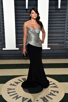Michelle Rodriguez - 2017 Vanity Fair Oscars after party