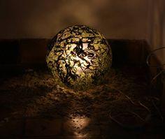 Lamp Algen (2011) www.asselien.nl