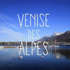 Charme et authenticité pour #Annecy parée de son #lac aux eaux bleu-vert, les #montagnes aux alentours et ses canaux parcourant la vieille ville. #Belambra #France #Auvergne #RhôneAlpes