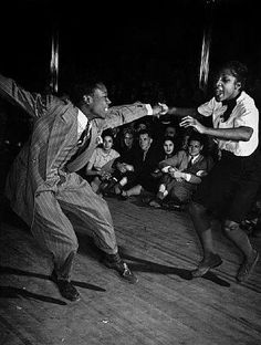 Savoy Ballroom, Harlem, New York by Cornell Capa / Magnum Photos