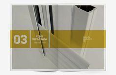 Effe (mosquito screen) - catalog 2011/2012 by Pierfrancesco PEPO Annicchiarico, via Behance