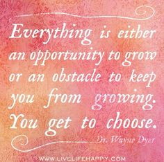 Opportunities and growth