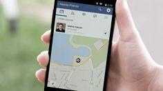 """Facebook lança """"Nearby Friends"""" recurso que mostra localização de amigos!   DailyTask"""