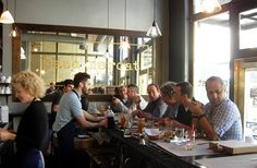 BACO MERCAT- Downtown LA restaurant voted #1 sandwich by Jonathan Gold!