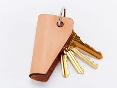 For the Bag Lady: Key Holder from Studio Gorm ($22). (From @Janet Russell-Snider Design Club)