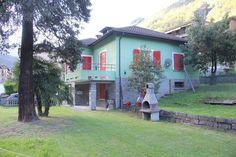 Giornico: 5,5 Zimmer Einfamilienhaus mit grossem gepflegtem Garten
