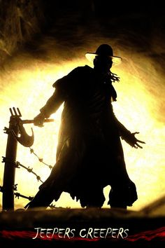 Jeepers Creepers, 2001 - good scary movie until they thought a sequel was a good idea lol