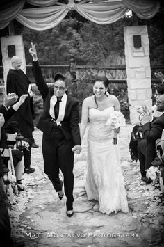 Same Sex wedding photography | Terrace Club – Patricia & Nikesha » Matt Montalvo Photography