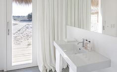Image result for window treatment ideas beach house
