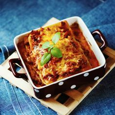 7 Delicious, Easy Recipes For When You're Cooking For One Tasty Lasagna, Single Serving Recipes, Artisan Cheese, Cooking For One, Quick Meals, Pasta Dishes, Food Photo, Healthy Dinner Recipes, Diet Recipes