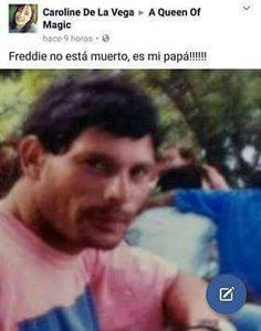 Read Mi papa es Freddie from the story Queen Memes by CarolinaZempual (Carolina Zempual) with 388 reads. I Am A Queen, Save The Queen, I Still Love You, Killer Queen, Cool Bands, Michael Jackson, The Beatles, Funny Memes, It Cast
