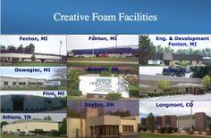 Facilities are located in Michigan, Ohio, Tennessee, Indiana, Colorado and Florida.