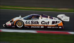 TWR 'Silk Cut' Jaguar XJR-9LM by Si 558