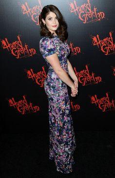 Gemma Arterton - Jeremy Renner and Gemma Arterton Promote Hansel & Gretel