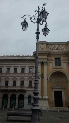 Poste Piazza Garibaldi/ Parma - IT 01/2016