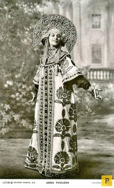 Красивые женщины на винтажных открытках начала 20 века (20 фото)