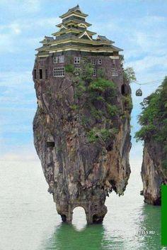 Gravity Defying Buildings 2