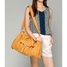 Convertible Shoulder Bag from #YesStyle <3 yeswalker YesStyle.com