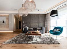 <p>Dekoracja ściany w salonie stanowi idealne tło dla wyposażenia wnętrza. <strong>Cegła na ścianie</strong>, wzorzysta tapeta, surowy beton czy klasyczne malowanie – pomysłów na <strong>wykończenie ściany</strong> w salonie jest nieskończenie wiele. Różne style, różne struktury i materiały. Prezentujemy 10 najmodniejszych rozwiązań na <strong>wykończenie ściany</strong> w salonie!</p>