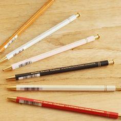 Wood Mechanical Pencil v2