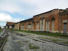 Estação Ferroviária (ruínas)_Alagoinhas_Bahia_Brasil