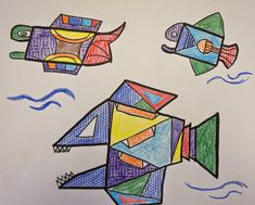 The 4th graders have gone fishin this week with the help of Erik Abel . A fair bit of students will need some time next week, but I thought ...