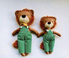 Lion King Toys, Lion Toys, Rat Toys, Unicorn Doll, Fabric Toys, Felt Fabric, Handmade Soft Toys, Cat Doll, Christmas Animals