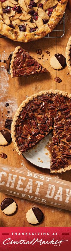 Treat the in-laws like family with fresh scratch-made pecan pies. Did we mention they're on sale? See all the specials in this week's Weekly Savor.
