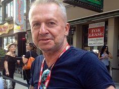 """Bogusław Linda.   12 сентября 2016.   Третий день фестиваля в Торонто. """"Powidoki"""" Анджея Вайды."""