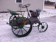 shaw tractor | Shaw Du-All -18 - Garden Tractor Forum - Garden Tractor Talk - Garden ...