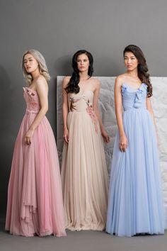 Yong Davalos SS2017 Wedding Dress