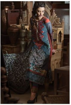 Maria B Digital Prints 2015 Ramadan-Eid Collection 2015-5