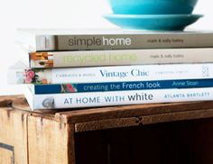Great books for the interior designer in all of us. I pinned this from the Ryland Peters & Smalls - Inspirational Interior Design Books event at Joss & Main!