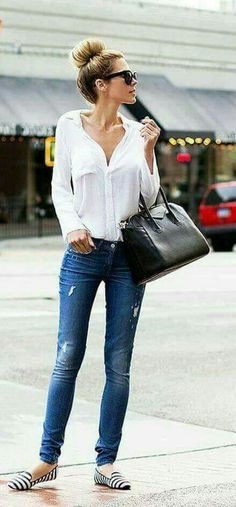 Look casual!