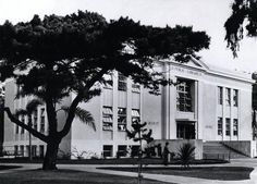 Long Beach Public Library History Index