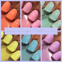 Divine Nail Lacquer - Pastel Me Pretty