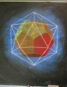 Gallery of Drawings | Chalkboard Drawings in the Waldorf Classroom