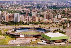 http://www.oigoiania.com.br Estadio Serra Dourada em Goiânia