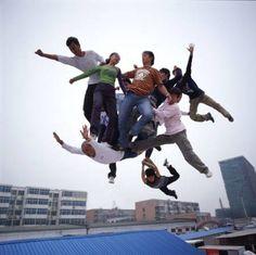 08 - Li Wei defie la gravite