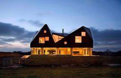 Дом в дюнах от студии JVA
