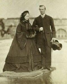 Alice, Prince Louis, Duke of Hesse-Darmstadt 8 Dec 1860 SYDNEY: LADY CAPULET AND CAPULET IN MOURNING