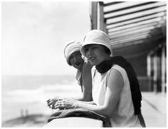 mimbeau:  Jacques Henri Lartigue Royan 1926