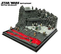 Star Wars - Battlefront - Battle on Sullust